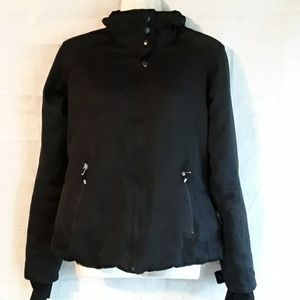 OBERMEYER HOODED WOMEN'S JACKET SZ 4